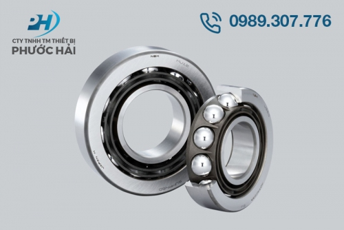 Vòng bi NSK (Ball Screw Support Bearings)