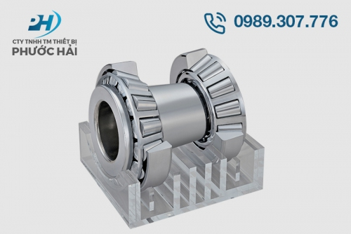 Vòng bi KOYO (Bearing unit for differential pinion gears of large dump trucks Bearing unit for wheel planetary gears of large dump trucks)
